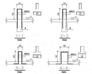 图片[1]-屋顶小型设备基础做法-金瓦刀
