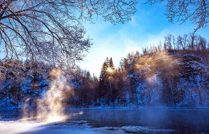 图片[3]-北国风光–雾凇景观–中国逊克-金瓦刀
