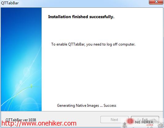 图片[2]-多窗口管理器QTTabBar v1039 中文免费版-金瓦刀