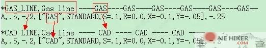 图片[2]-一文搞懂CAD自定义线型-金瓦刀