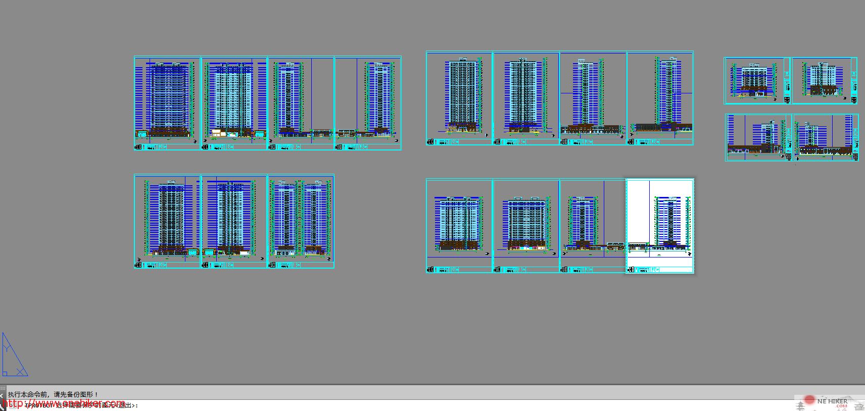 图片[2]-CAD图画好了,客户不肯付钱有办法治?天正T20V7.0最新版本下载-金瓦刀