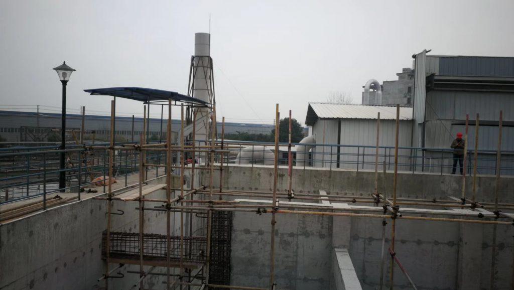 图片[7]-某公司废水处理四期工程生化池结构设计实战案例PKPM水池、有限元水池-金瓦刀