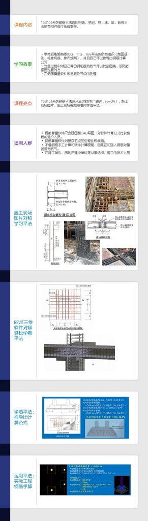 图片[1]-16g101-123三维平法图集讲解视频教程 钢筋平法图集识图算量-金瓦刀