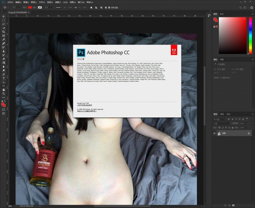 图片[6]-Adobe Photoshop 2020 (21.1.0.106) 茶末余香增强版-金瓦刀