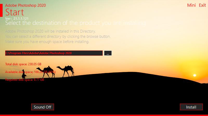 图片[3]-Adobe Photoshop 2020 (21.1.0.106) 茶末余香增强版-金瓦刀