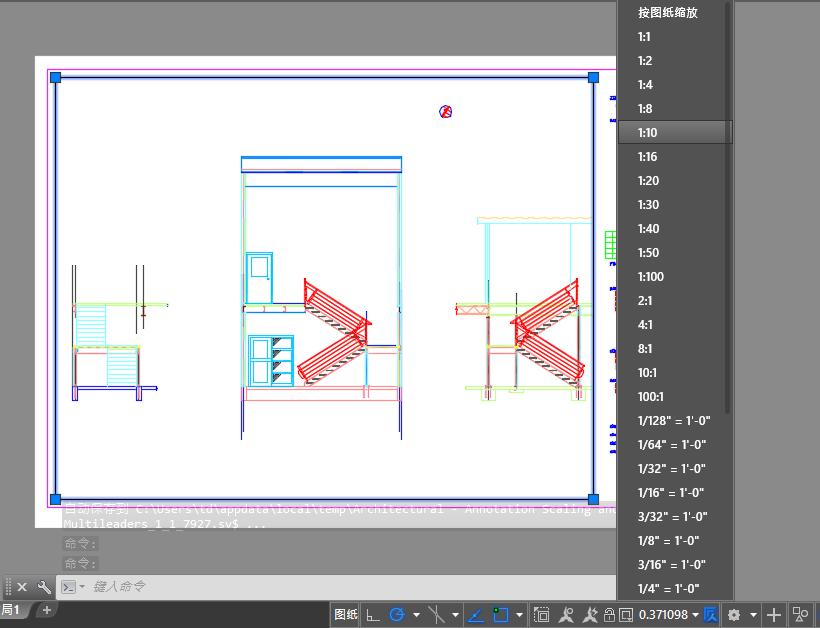 图片[15]-AutoCAD布局及图纸空间教程-金瓦刀
