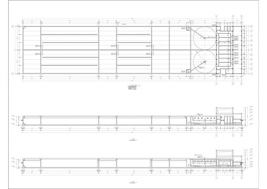 图片[18]-1.35万吨/日规模生化池结构设计过程-金瓦刀