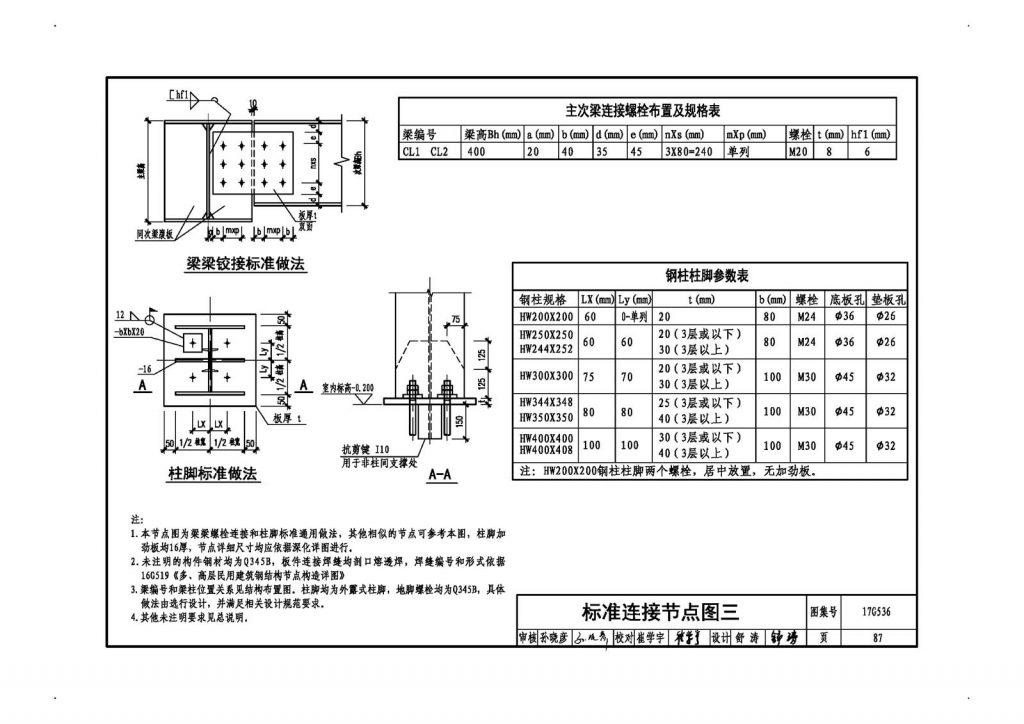 图片[2]-17G536钢结构停车楼(坡道式)-金瓦刀