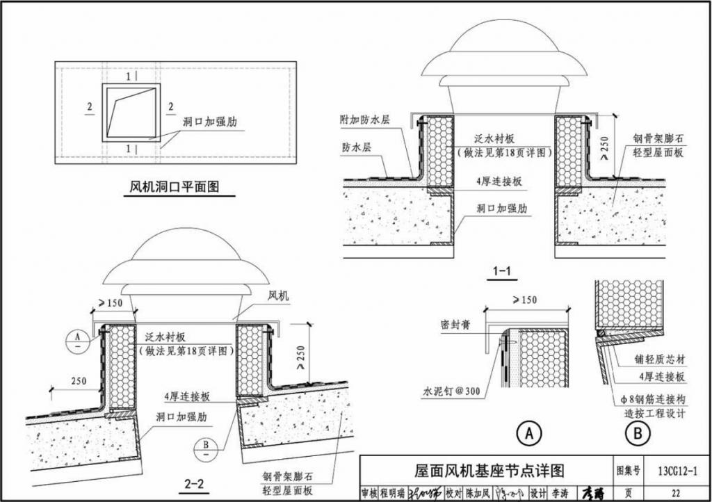 图片[1]-13CG12-1 钢骨架膨石轻型板(参考图集)-金瓦刀